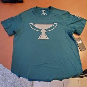 47 Brand Fedex Cup finals shirt